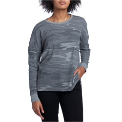 Z Supply The Emerson Camo Thermal - Women's