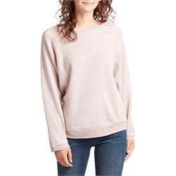 Z Supply The Argo Oversized Fleece Pullover - Women's