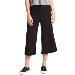Z Supply The Soft Spun Knit Culotte Pants - Women's