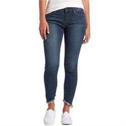 Articles of Society Sammy Diagonal Hem Jeans - Women's