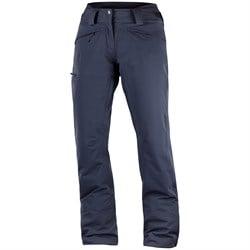 Salomon QST Snow Pants - Women's