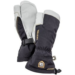 Hestra Army Leather Gore-Tex 3-Finger Mittens