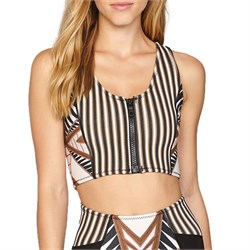 Amuse Society Paloma Crop Vest - Women's