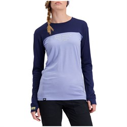 MONS ROYALE Yotei BF Tech Long-Sleeve Shirt - Women's