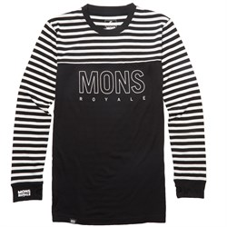 MONS ROYALE Yotei BF Tech Long-Sleeve Shirt - Women's