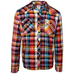 Topo Designs Mountain Plaid Shirt