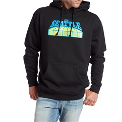 Casual Industrees Old Seattle Dome Hoodie