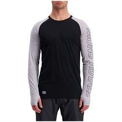 MONS ROYALE Temple Tech Long-Sleeve Shirt