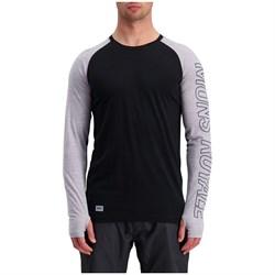 MONS ROYALE Temple Tech Long-Sleeve Shirt