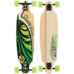 Sector 9 Lucky Shoots Longboard Complete