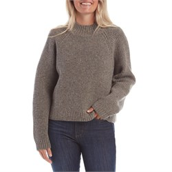 Mollusk Teddy Sweater - Women's