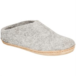 Glerups Open Heel Slippers - Women's
