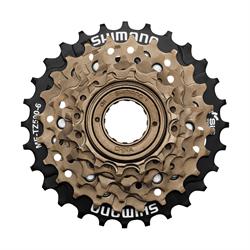 Shimano TZ500 6-Speed Freewheel