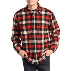 Woolrich Wool Buffalo Shirt Jacket