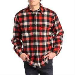 Woolrich Wool Buffalo Shirt Jacket