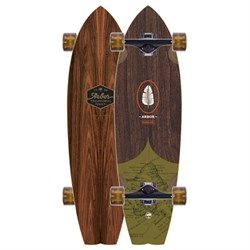 Arbor Sizzler Groundswell Longboard Complete