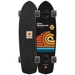 Arbor Pocket Rocket Artist Draplin Cruiser Skateboard Complete