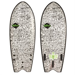 Softech Kyuss Fish FCS II 4'8