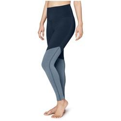Beyond Yoga Plush Angled High Waisted Midi Leggings - Women's