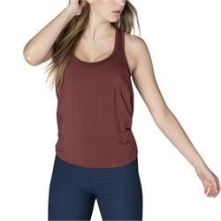 Beyond Yoga Draw The Line Tie Back Tank Top - Women's