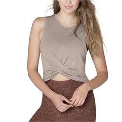 Beyond Yoga Crossroads Reversible Cropped Tank Top - Women's