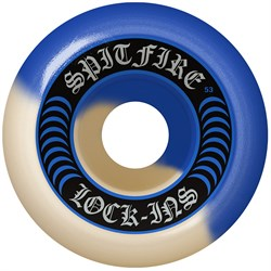 Spitfire Formula Four 99d Lock-Ins 50/50 Swirl Skateboard Wheels