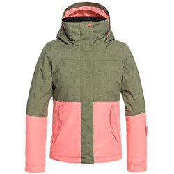 Roxy Jetty Block Jacket - Girls'