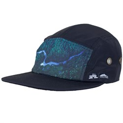 Spacecraft Through The Trees 5-Panel Hat