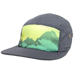 Spacecraft Alpine Glow 5-Panel Hat