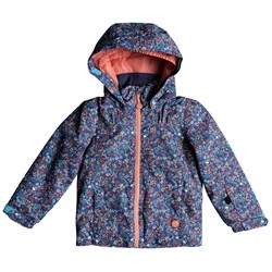 Roxy Mini Jetty Jacket - Little Girls'