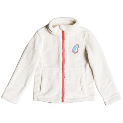 Roxy Igloo Fleece Jacket - Little Girls'