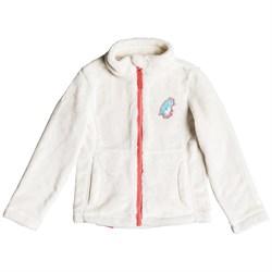 Roxy Igloo Fleece Jacket - Little Girls'