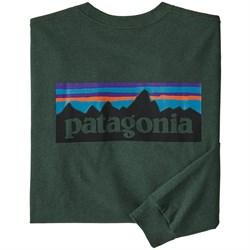 Patagonia P-6 Logo Responsibili-Tee® Long-Sleeve Long-Sleeve T-Shirt
