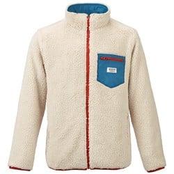 Burton Snooktwo Reversible Fleece Jacket - Big Boys'