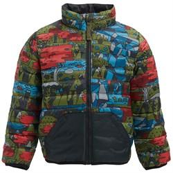 Burton Minishred Evergreen Down Jacket - Toddlers'