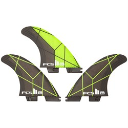 FCS II KA PC Medium Tri Fin Set