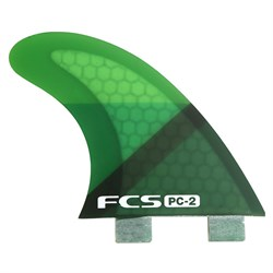 FCS PC-2 X-Small Tri Fin Set