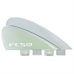 FCS B5 Bonzer PG Quad Fin Set