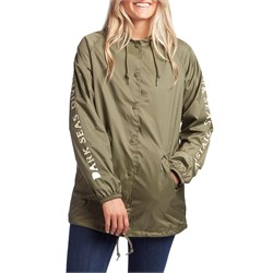 Dark Seas Save Me Coaches Jacket - Women's
