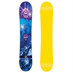 Never Summer Shredder Snowboard - Little Kids' 2019