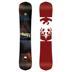 Never Summer Warlock Snowboard