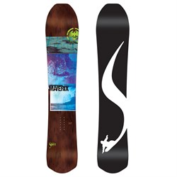 Never Summer Maverix LT Snowboard