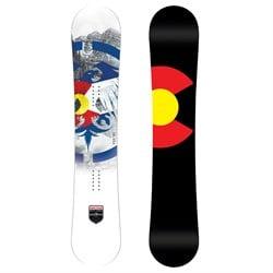 Never Summer Heritage Snowboard 2019