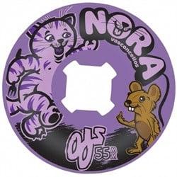 OJ Vasconcellos Cat and Mouse Insaneathane 101a Skateboard Wheels