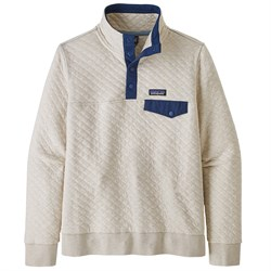 Patagonia Organic Cotton Quilt Snap-T Pullover - Women's