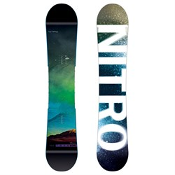 Nitro Team Exposure Gullwing Snowboard 2019