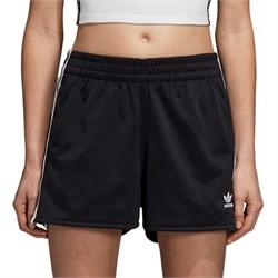 Adidas 3 Stripes Shorts - Women's