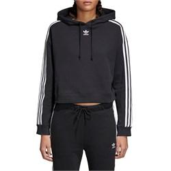 Adidas Crop Hoodie - Women's