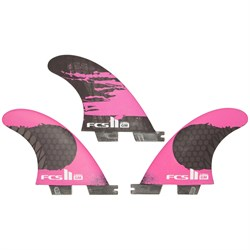 FCS II GM PC Carbon X-Small Tri Fin Set