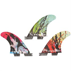 FCS II MB PC Small Tri Fin Set